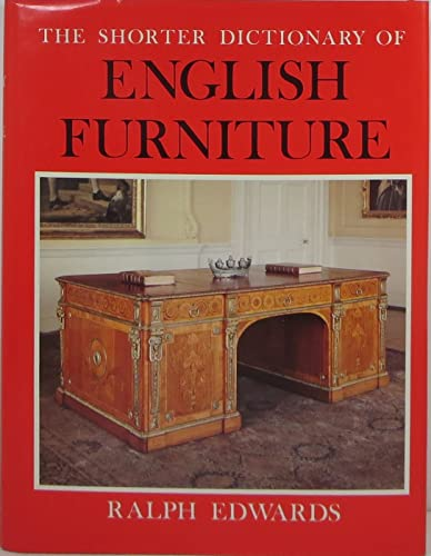 9780600430827: Shorter Dictionary of English Furniture