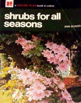 9780600441755: Shrubs for All Seasons (Leisure Plan)
