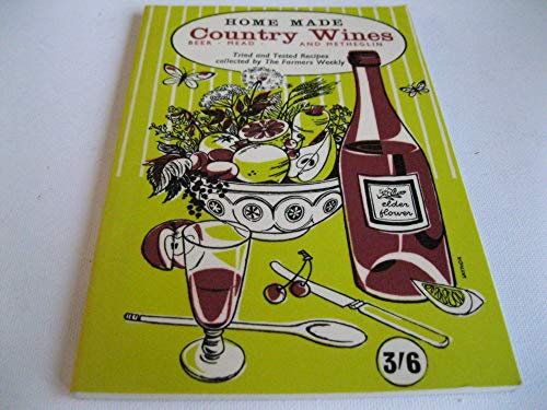 9780600480709: Homemade Country Wines