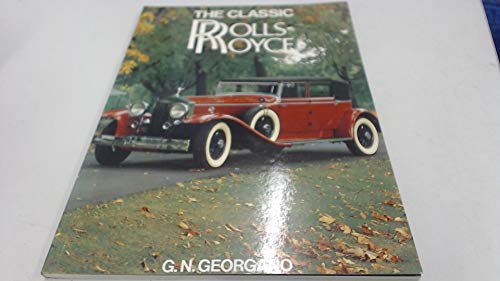 9780600500209: 'CLASSIC ROLLS-ROYCE, THE (BISON BOOK S.)'