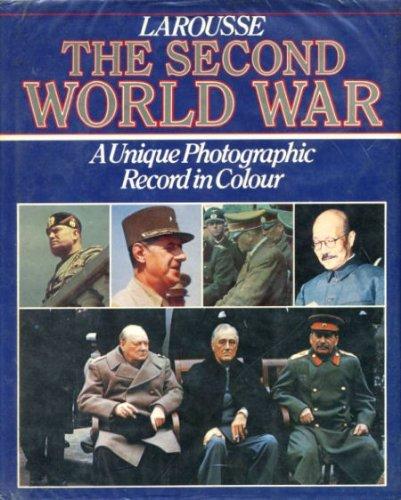 9780600500582: Larousse Second World War