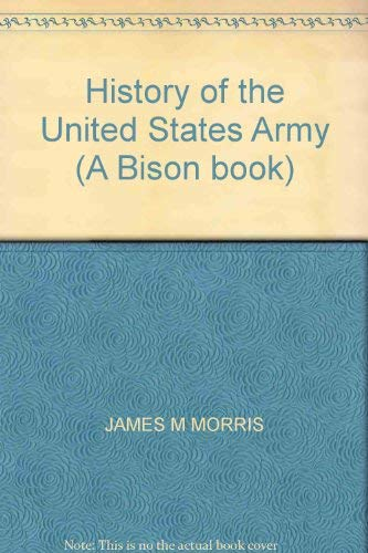 9780600502678: History of the U.S. Army