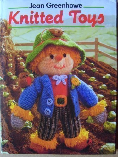 Knitted Toys 9780600502869 A collection of patterns for knitting toys.