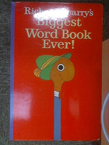 9780600530152: Biggest Word Book Ever