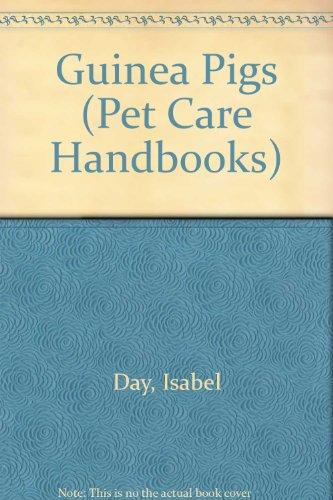 9780600551409: Guinea Pigs (Pet Care Handbooks)