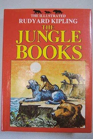 Jungle Books: Jungle Book and Second Jungle: Kipling, Rudyard