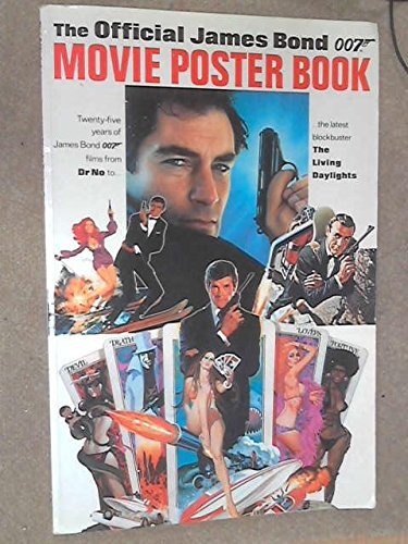 Official James Bond Movie Poster Book -: Hibbin, Sally (208)