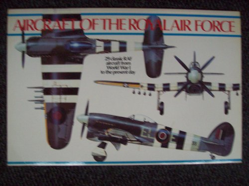 9780600553410: Aircraft of the Royal Air Force Poster Book