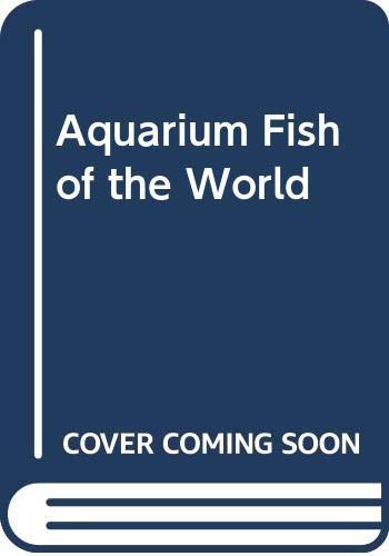Aquarium Fish of the World: Ivan Petrovicky, Libuse