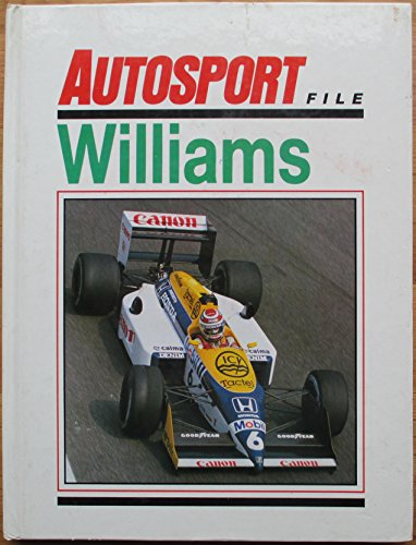Autosport File : Williams: Quentin Spurring