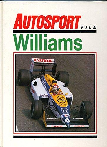 Williams (Autosport): Spurring, Quentin