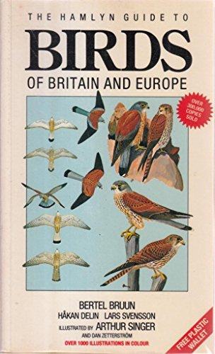 THE HAMLYN GUIDE TO BIRDS OF BRITAIN: Bruun. Bertel.