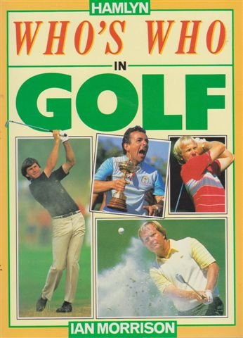 9780600557128: Who's Who in Golf