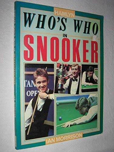Who's Who in Snooker: Ian Morrison