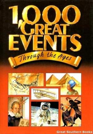 1000 Great Events in History: Lewis, B R