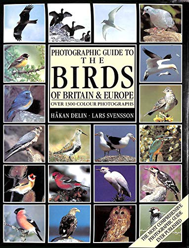 9780600558088: Photographic Guide to the Birds of Britain and Europe