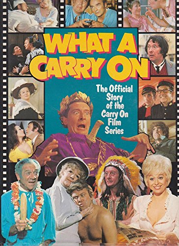 What A Carry On: Hibbin, Sally and Nina.