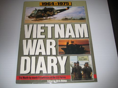 9780600558354: Vietnam War Diary, 1964-75: The Story of Those Who Bravely Served