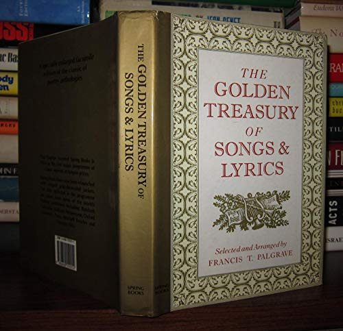 9780600559214: Golden Treasury of Songs and Lyrics