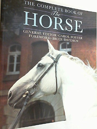 9780600560838: The Complete Book of the Horse