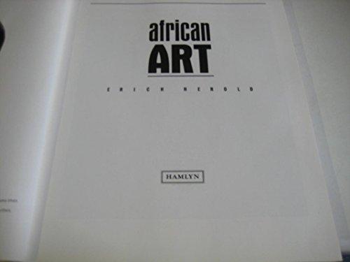 African Art: Herold, Erich