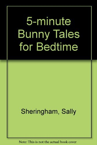 9780600562764: 5-minute Bunny Tales for Bedtime