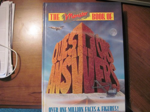 The Monster Book of Questions and Answers: Various