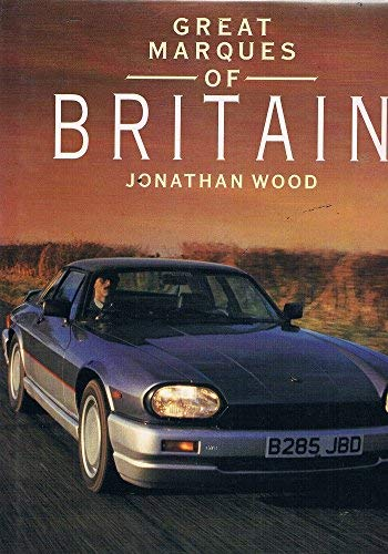 Great Marques of Britain: Jonathan Wood