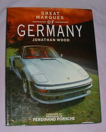 9780600564430: Great Marques of Germany