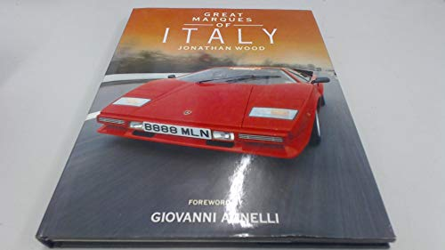9780600564447: Great Marques of Italy (great marques)