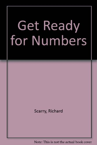 Scarry Gettng Ready Numbers Bty (060056603X) by Richard Scarry