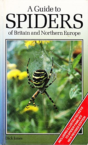 9780600567103: A Guide to Spiders of Britain and Northern Europe