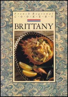 9780600567332: French Regional Cookery: Brittany