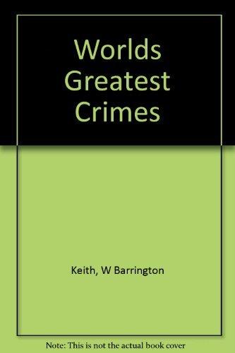 9780600567813: Worlds Greatest Crimes