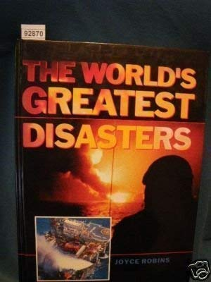 9780600567820: THE WORLD'S GREATEST DISASTERS