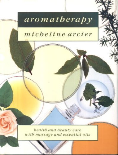 Aromatherapy Health and Beauty Care with massage and Essential Oils