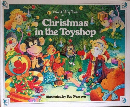 9780600571056: Christmas in the Toyshop