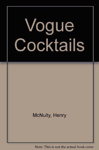 9780600571797: Vogue Cocktails