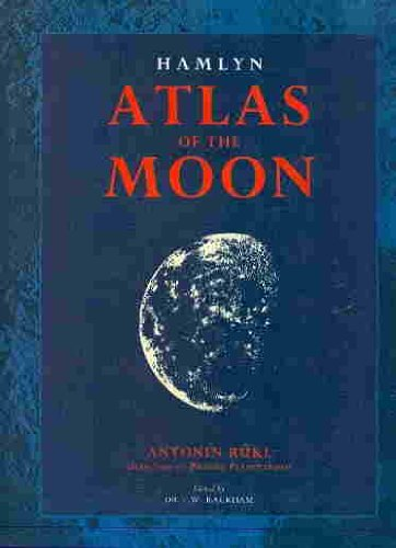 Atlas of the Moon (0600571904) by Rukl, Antonin
