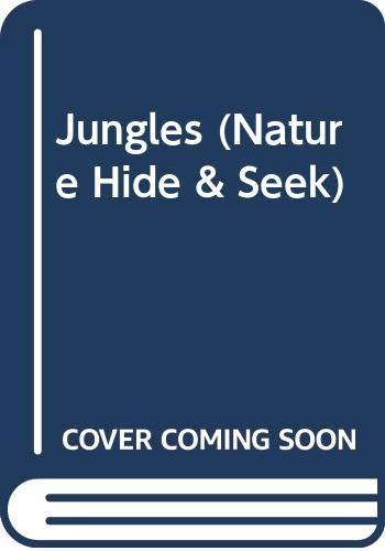 9780600572862: Jungles (Nature Hide & Seek)