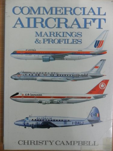 9780600572886: Commercial Aircraft Markings and Profiles