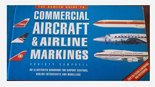 9780600574507: Hamlyn Guide to Commercial Aircraft and Airline Markings