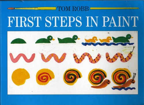 9780600574835: First Steps in Paint