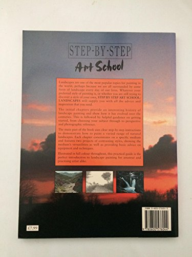 9780600576044: Landscapes (Step by Step Art School)