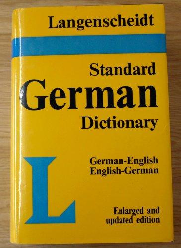 9780600577829: Standard German Dictionary (German and English Edition)