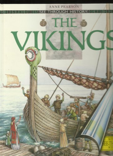 9780600579830: See Through History: The Vikings (Cased) (See Through History S.)