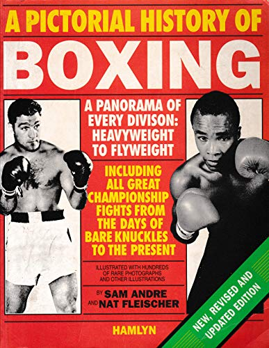 9780600580027: A Pictorial History of Boxing