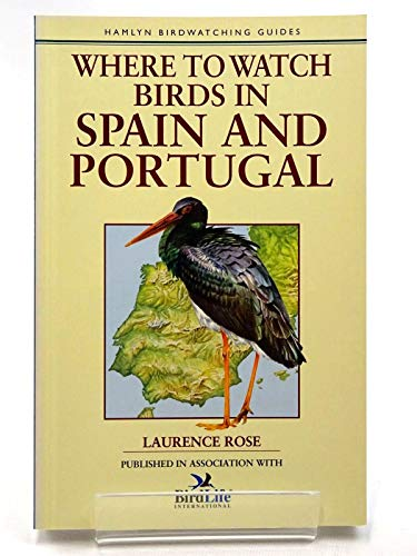 9780600584049: Where to Watch Birds in Spain and Portugal (Where to Watch Birds)