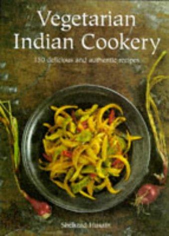 Vegetarian Indian Cookery (English Edition): Shehzad Husain