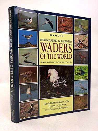 9780600584759: Hamlyn Photographic Guide to the Waders of the World